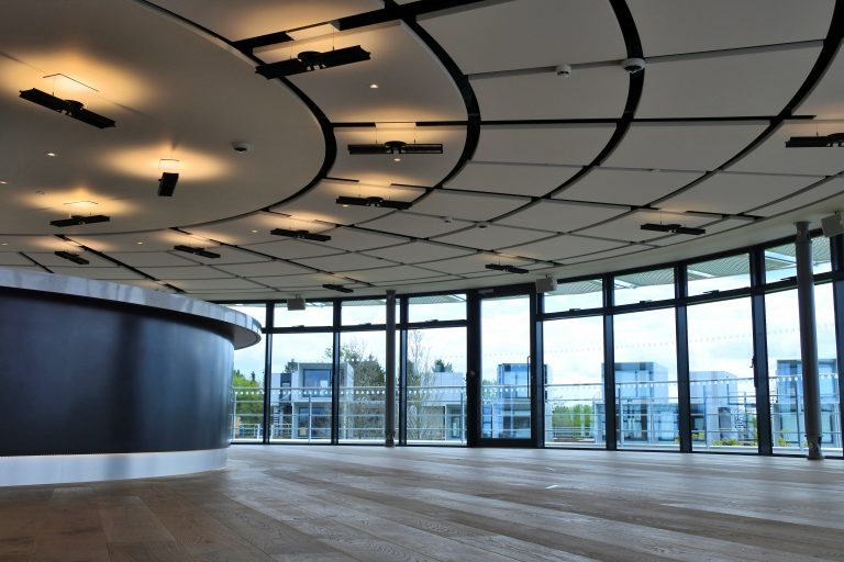 Dyson Institute Hall Image